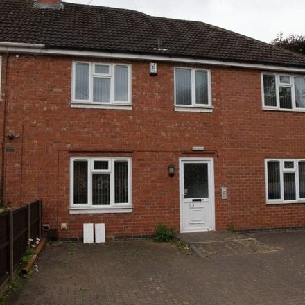 Rent this 7 bed house on 37 Charter Avenue in Coventry CV4 8EJ, United Kingdom