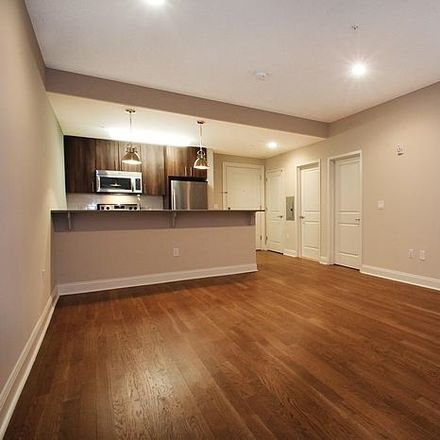 Rent this 1 bed apartment on 100 Marshall Street in Hoboken, NJ 07030