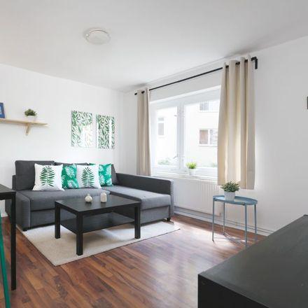 Rent this 1 bed apartment on Futura Neapolitan Pizza in Bänschstraße 91, 10247 Berlin
