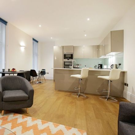 Rent this 2 bed apartment on The Glasshouse in Shaftesbury Avenue, London WC2H 8DP