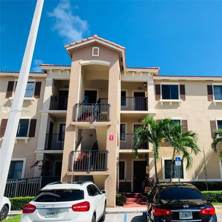 Rent this 2 bed condo on 22541 Southwest 88th Place in Lakes by the Bay, FL 33190