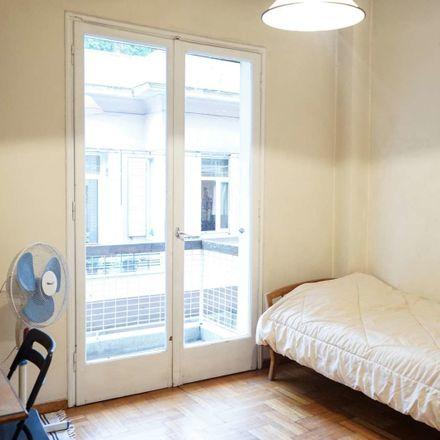 Rent this 3 bed room on Ασημάκη Φωτήλα 27 in 114 73 Athens, Greece