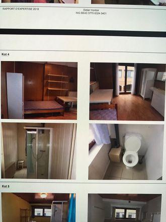Rent this 1 bed room on Rue Félix Wodon 38 in 5000 Namur, Belgium