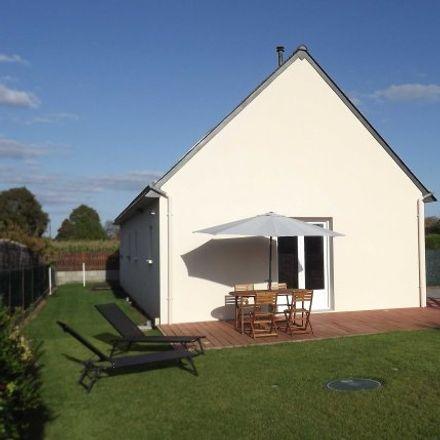 Rent this 2 bed house on 5 Allée de Kerguillaouet in 29350 Moëlan-sur-Mer, France