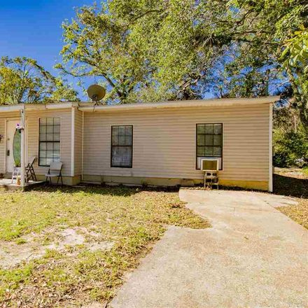 Rent this 3 bed house on 5537 Mayfair Cir in Pensacola, FL