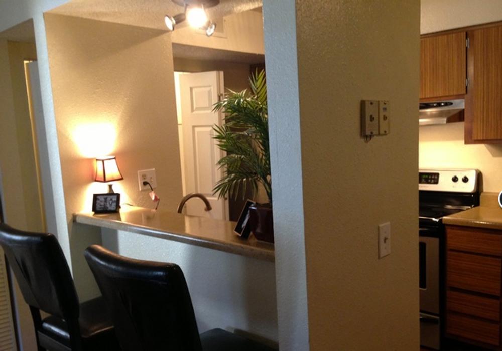 1 bed apartment at Post Oak Apartments, 705 Ridgecrest ...