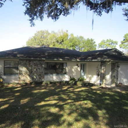 Rent this 3 bed house on 3118 S Eagle Ter in Inverness, FL