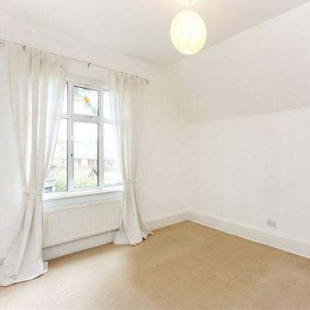 Rent this 3 bed house on Cottenham Park in 34 Amity Grove, London SW20