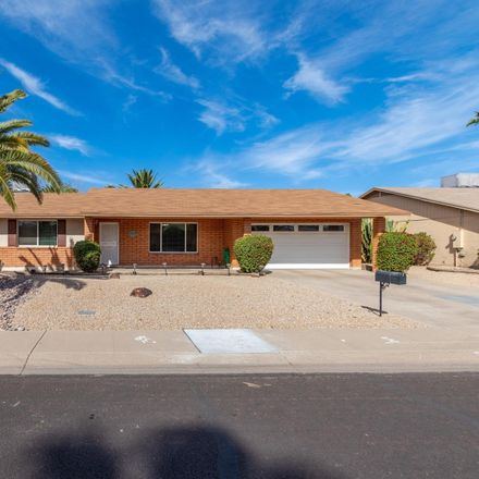 Rent this 3 bed house on 4608 East Emile Zola Avenue in Phoenix, AZ 85032