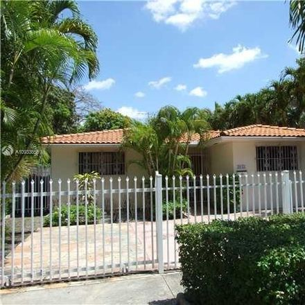 Rent this 4 bed house on SW 10th St in Miami, FL