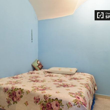 Rent this 2 bed apartment on Via Amedeo Cencelli in 00176 Rome Roma Capitale, Italy
