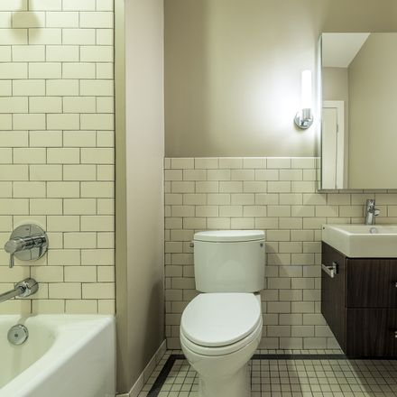 Rent this 1 bed apartment on 1015 East 8th Street in Kansas City, MO 64106