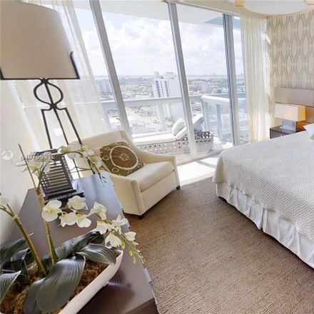Rent this 3 bed condo on 6899 Collins Avenue in Miami Beach, FL 33141