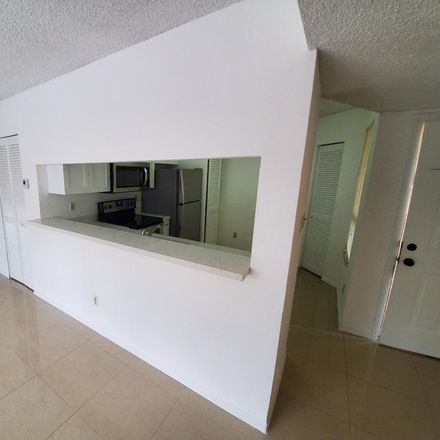 Rent this 2 bed condo on Glenmoor Drive in West Palm Beach, FL 33409