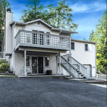 Rent this 2 bed house on Seattle in Kenwood, WA