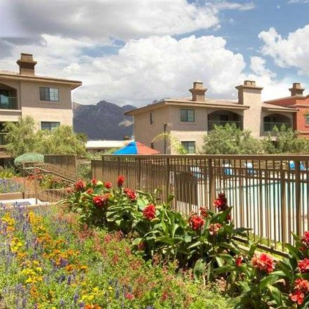 Rent this 3 bed apartment on West Par Three Lane in Oro Valley, AZ 85737
