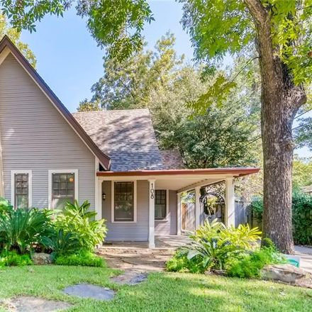 Rent this 3 bed house on 108 West 41st Street in Austin, TX 78751