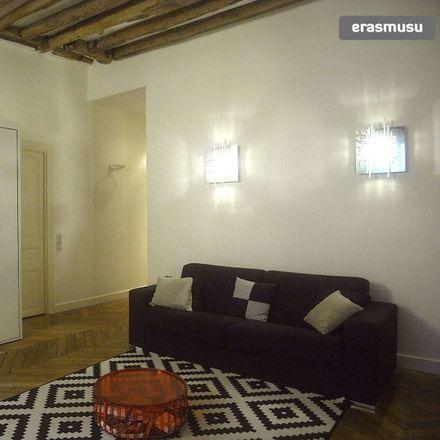 Rent this 2 bed apartment on Rue Saint-André des Arts in 75006 Paris, France