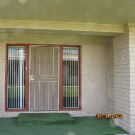 Rent this 2 bed apartment on 12820 North 113th Avenue in Youngtown, AZ 85363