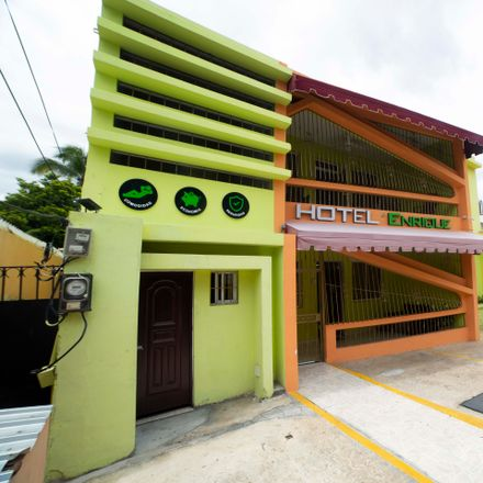 Rent this 1 bed house on Calle Enrique Henríquez 51 in Don Bosco, Santo Domingo