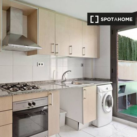 Rent this 3 bed apartment on carrer de la Platja in 08930 Sant Adrià de Besòs, Spain