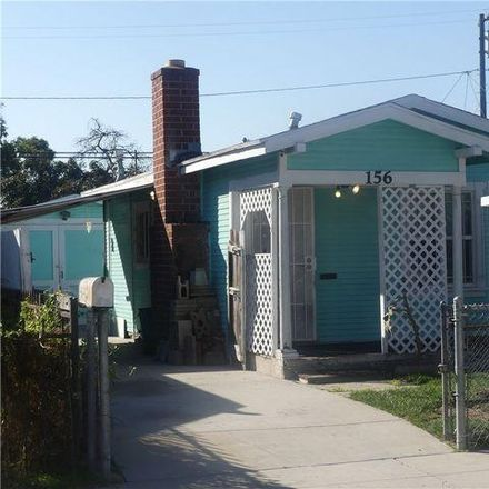 Rent this 1 bed house on 166 East 55th Street in Long Beach, CA 90805