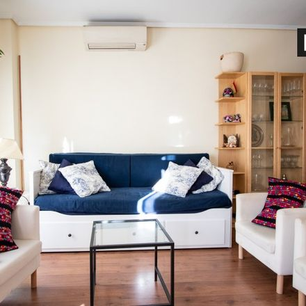 Rent this 1 bed apartment on Calle de Jaén in 28001 Madrid, Spain