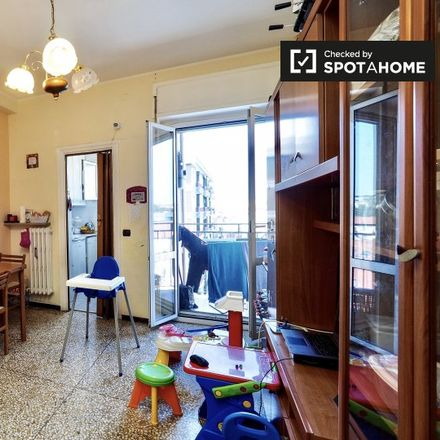 Rent this 1 bed apartment on Via Cilento in 20158 Milan Milan, Italy