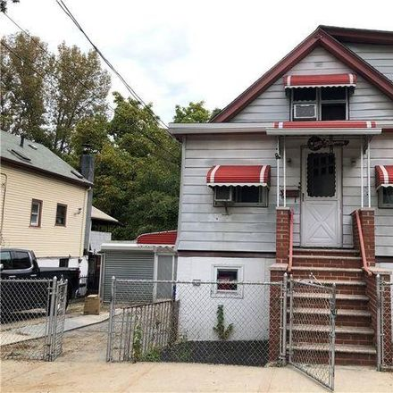 Rent this 4 bed house on 312 Stephens Avenue in New York, NY 10473