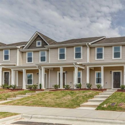 Rent this 2 bed townhouse on Brick Kiln Loop in Clayton, NC 27520