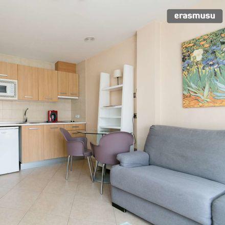 Rent this 1 bed apartment on bar avila in Calle Veronica de la Virgen, 18005 Granada