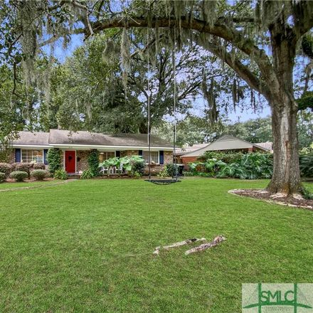 Rent this 3 bed house on 1312 Brightwood Drive in Savannah, GA 31406