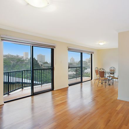 Rent this 2 bed apartment on 18/62 Garrick Street