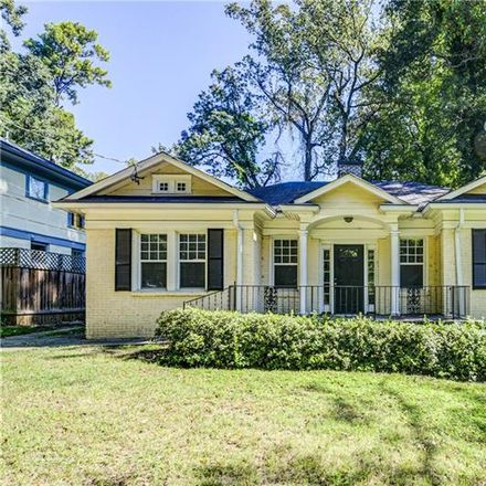 Rent this 3 bed house on Burlington Rd NE in Atlanta, GA