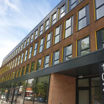 Rent this 2 bed apartment on The Charity Bike Shop in Manchester Road, Manchester