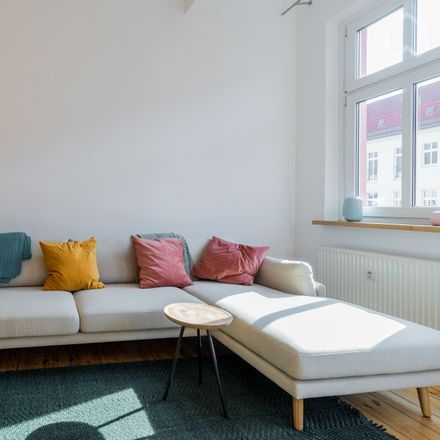 Rent this 2 bed apartment on Naugarder Straße 13 in 10409 Berlin, Germany
