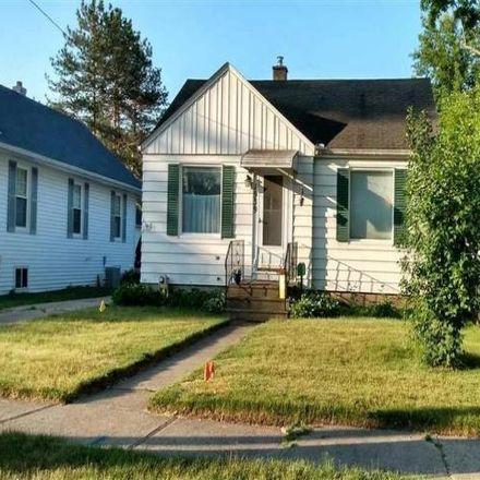 Rent this 2 bed house on 1971 Allegan Street in Saginaw, MI 48602