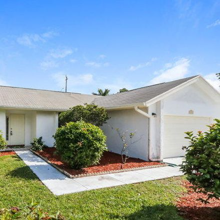Rent this 3 bed house on 222 Parkwood Dr S in West Palm Beach, FL