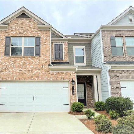 Rent this 4 bed townhouse on Village Pkwy SE in Smyrna, GA