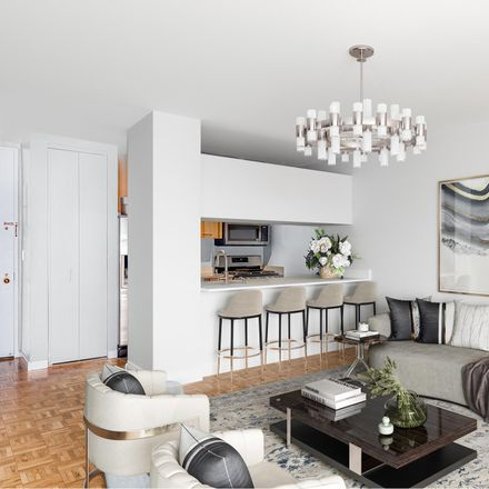 Rent this 1 bed condo on W 49 St in New York, NY