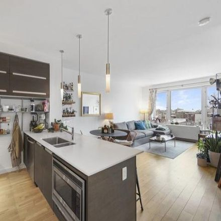 Rent this 1 bed condo on Cathedral Condominiums in 555 Washington Avenue, New York