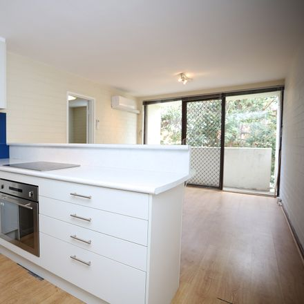 Rent this 1 bed apartment on 25/38 Scarborough Beach Road