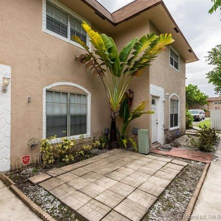 Rent this 2 bed townhouse on 7918 Kimberly Boulevard in North Lauderdale, FL 33068