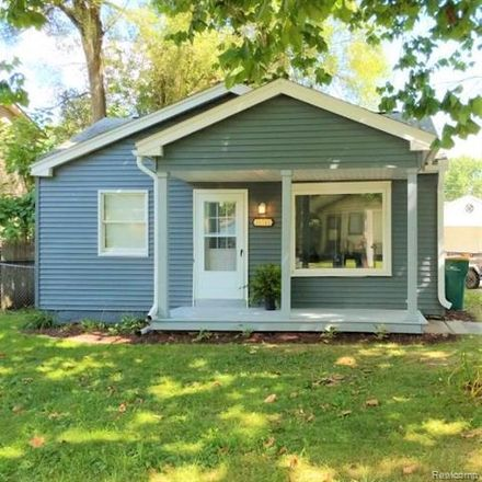 Rent this 2 bed house on Jefferson St in Farmington, MI