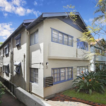 Rent this 1 bed apartment on 2/21 Sir Thomas Mitchell Road
