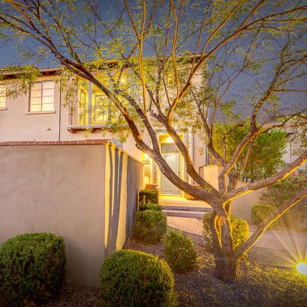 Rent this 2 bed townhouse on 18650 North Thompson Peak Parkway in Scottsdale, AZ 85255