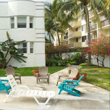 Rent this 1 bed condo on Bay Dr in North Bay Village, FL