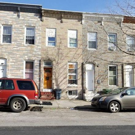 Rent this 3 bed condo on 1821 Division Street in Baltimore, MD 21217