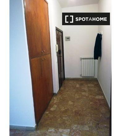 Rent this 2 bed room on Via Bernardo Cennini in 43, 00133 Rome RM