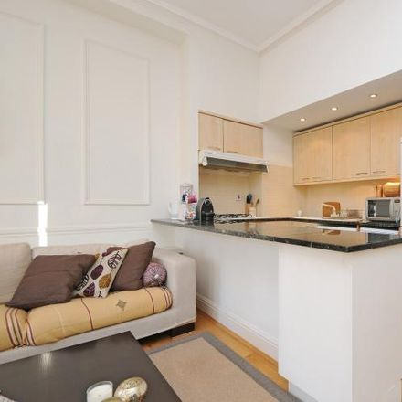 Rent this 2 bed apartment on 5 Airlie Gardens in London W8 7AW, United Kingdom